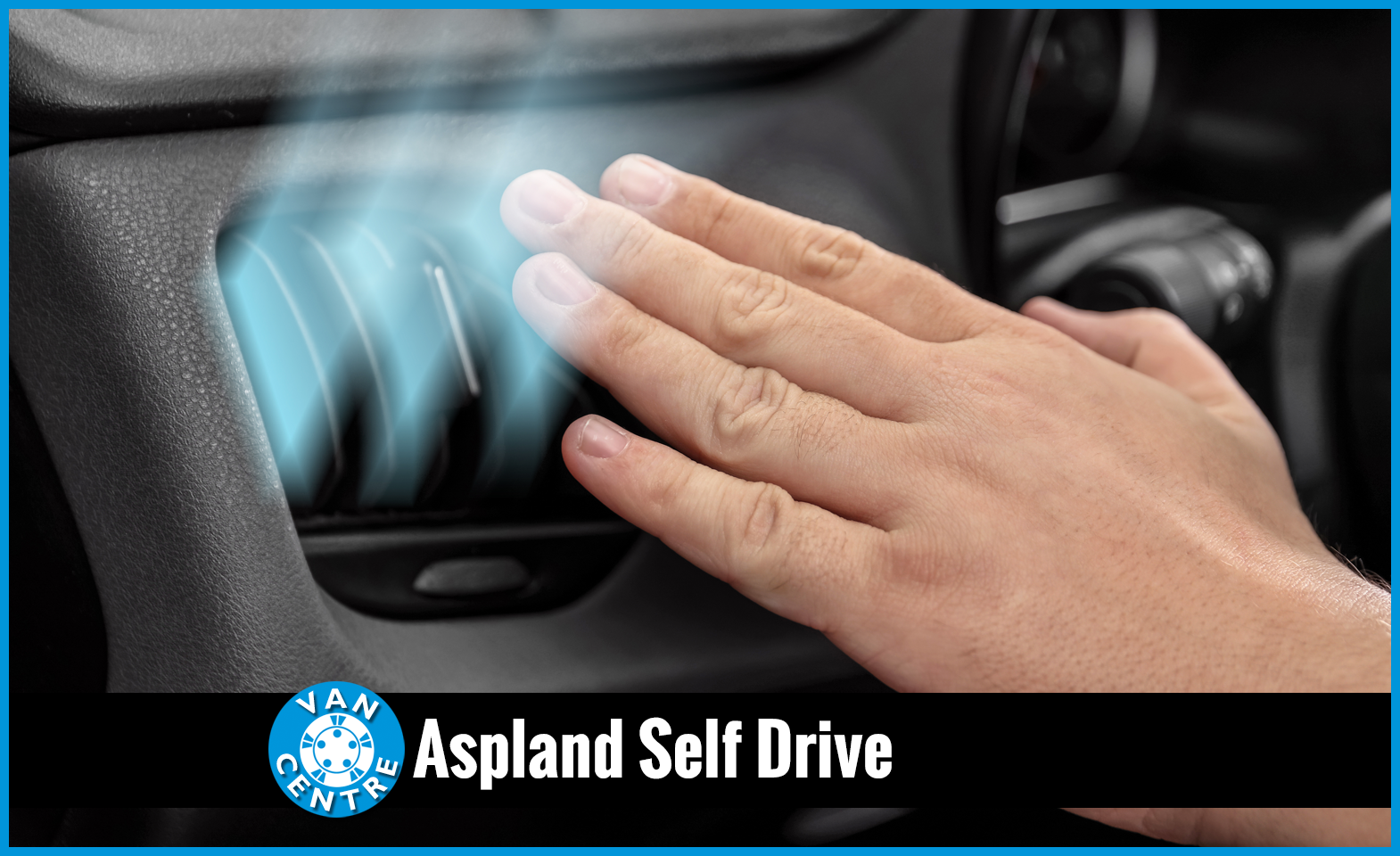 Top tips to keep your van cool this summer! | Aspland Self Drive in Norwich