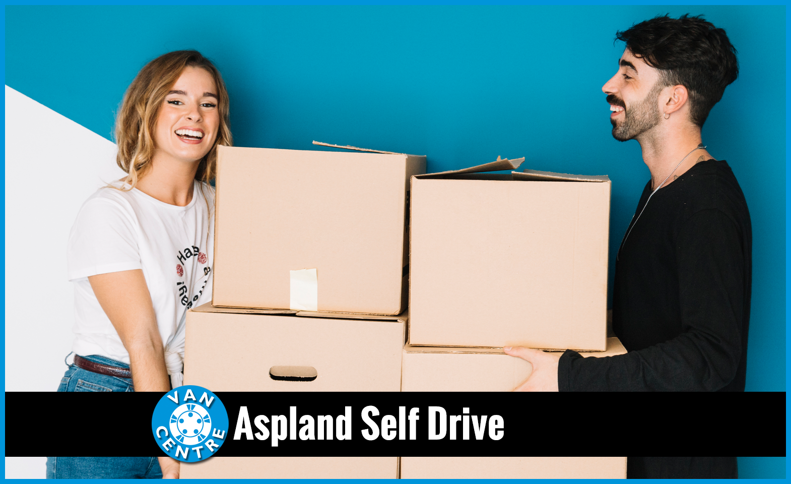 Your big university move made easy! Luton van hire from Aspland Van Centre, Norwich