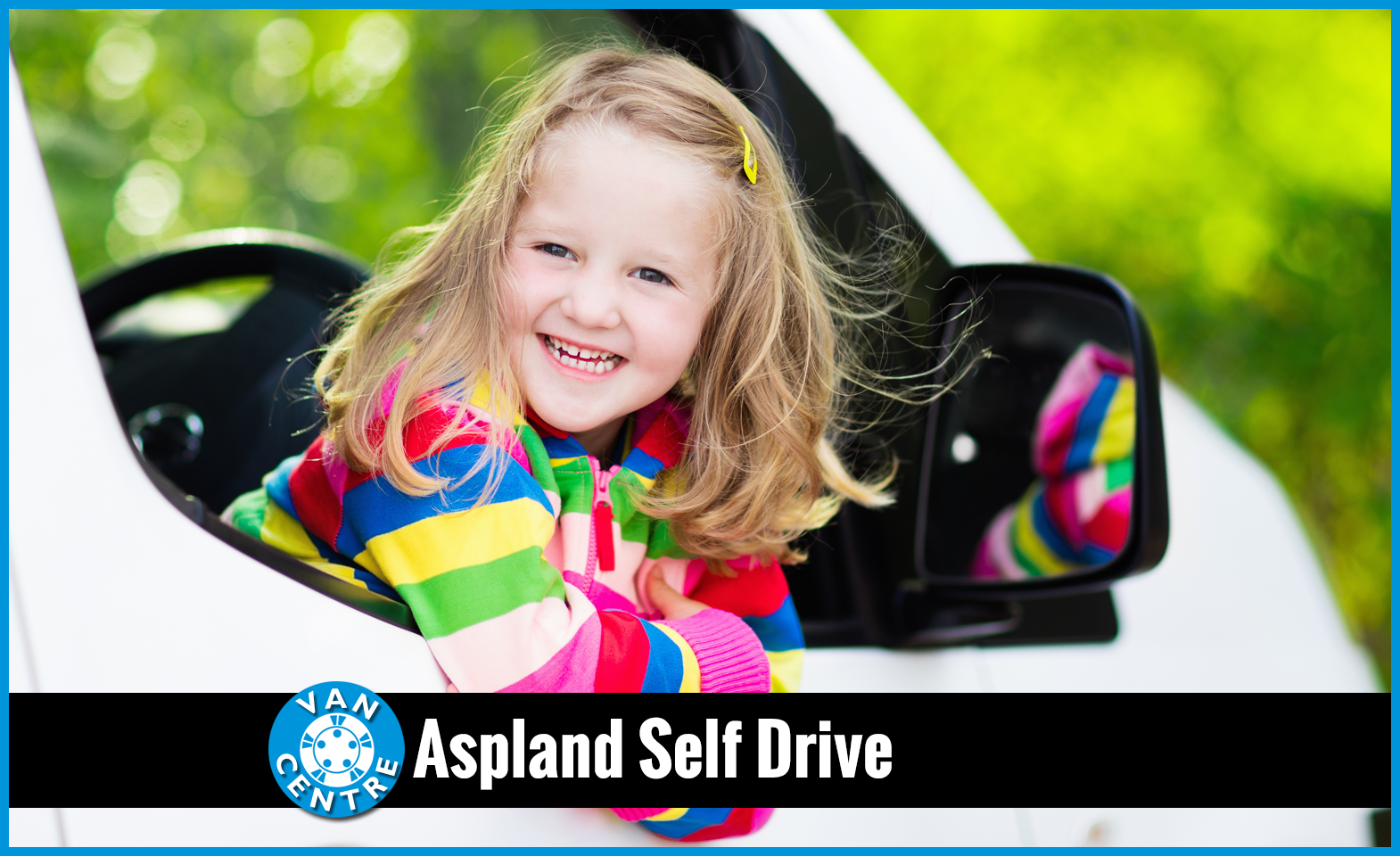 Hire a minibus for a fun family weekend! | Aspland Self Drive, Norwich