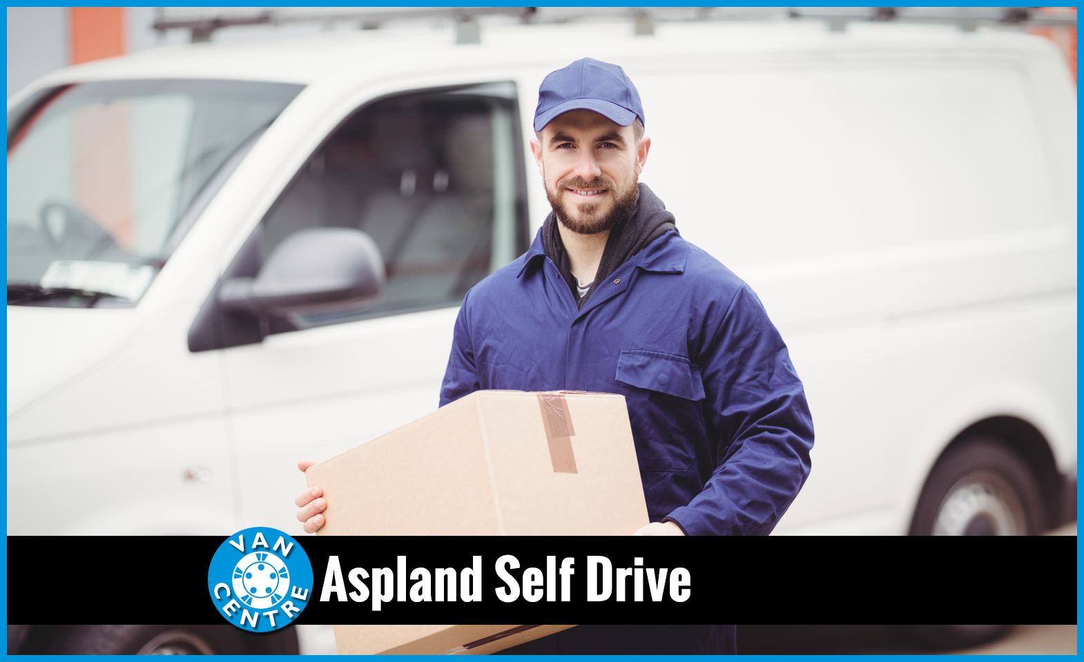 Why hire a van for your small business? // Aspland Self Drive, Norwich