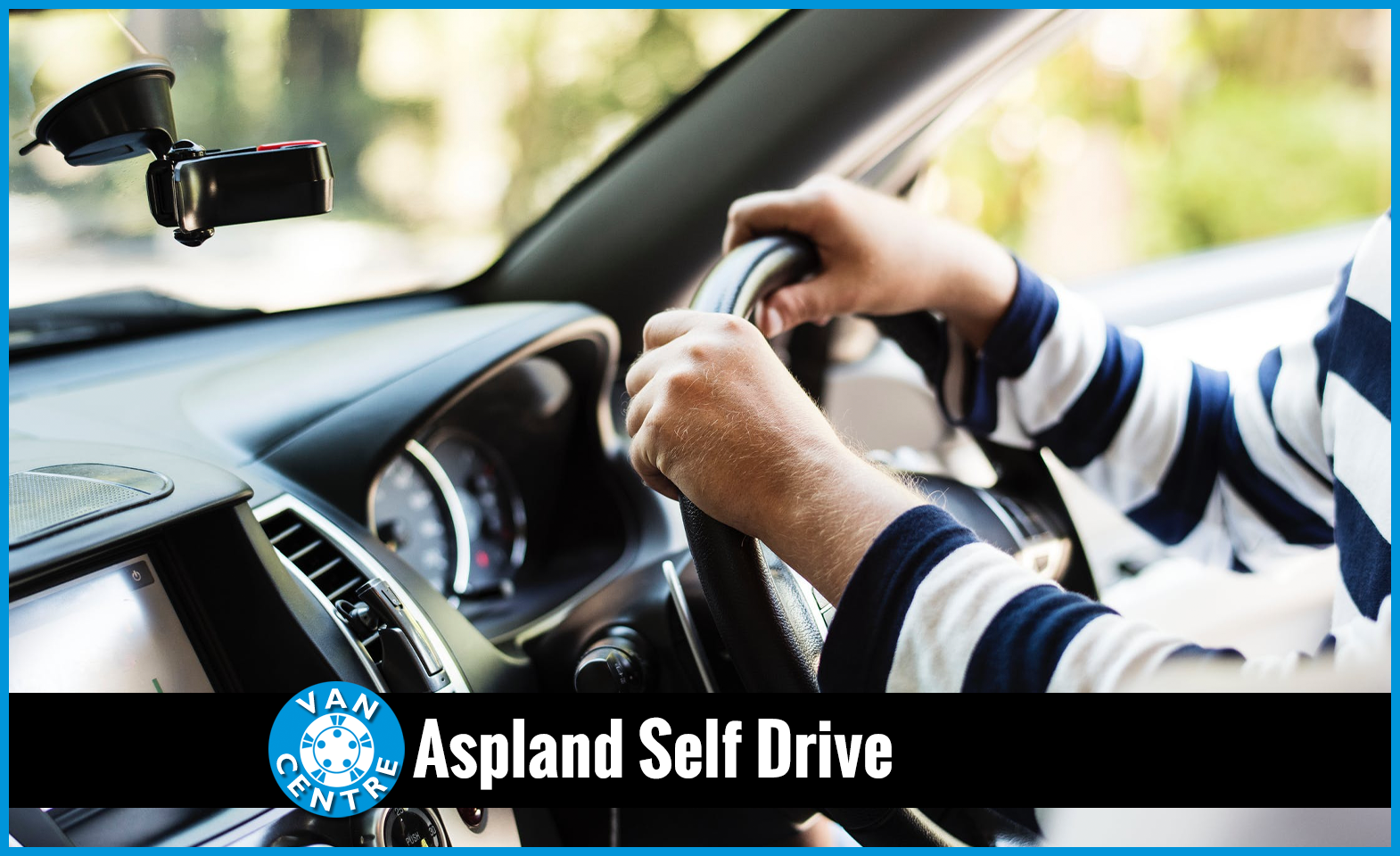 The minimum age to drive our vehicles | Aspland Self Drive, Norwich