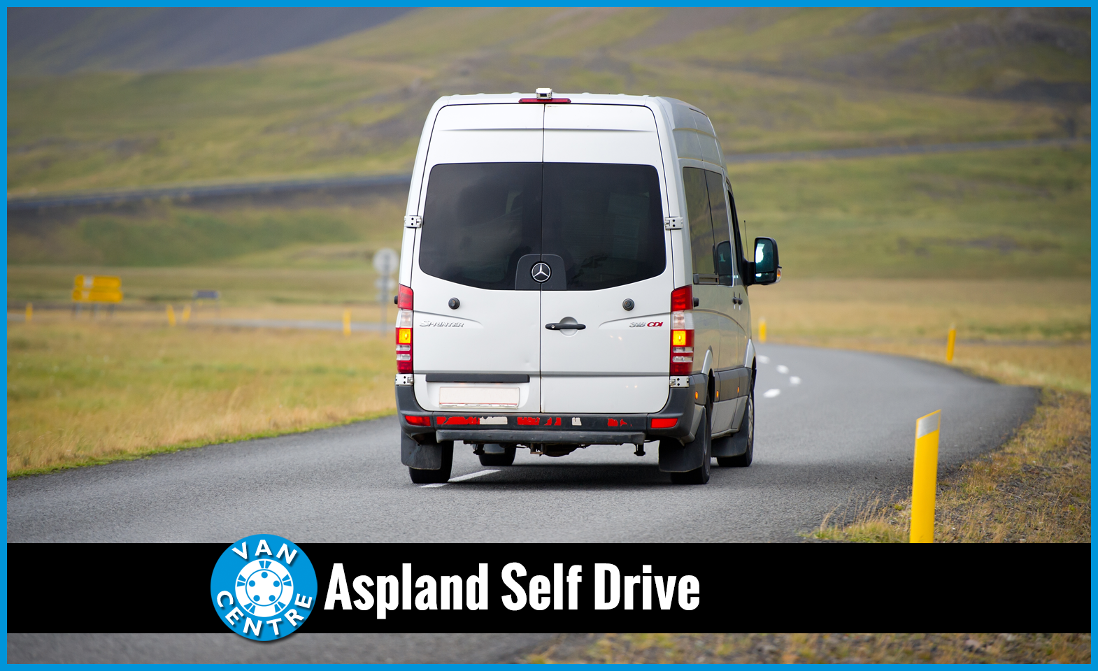 Why should you hire a minibus? // Aspland Self Drive