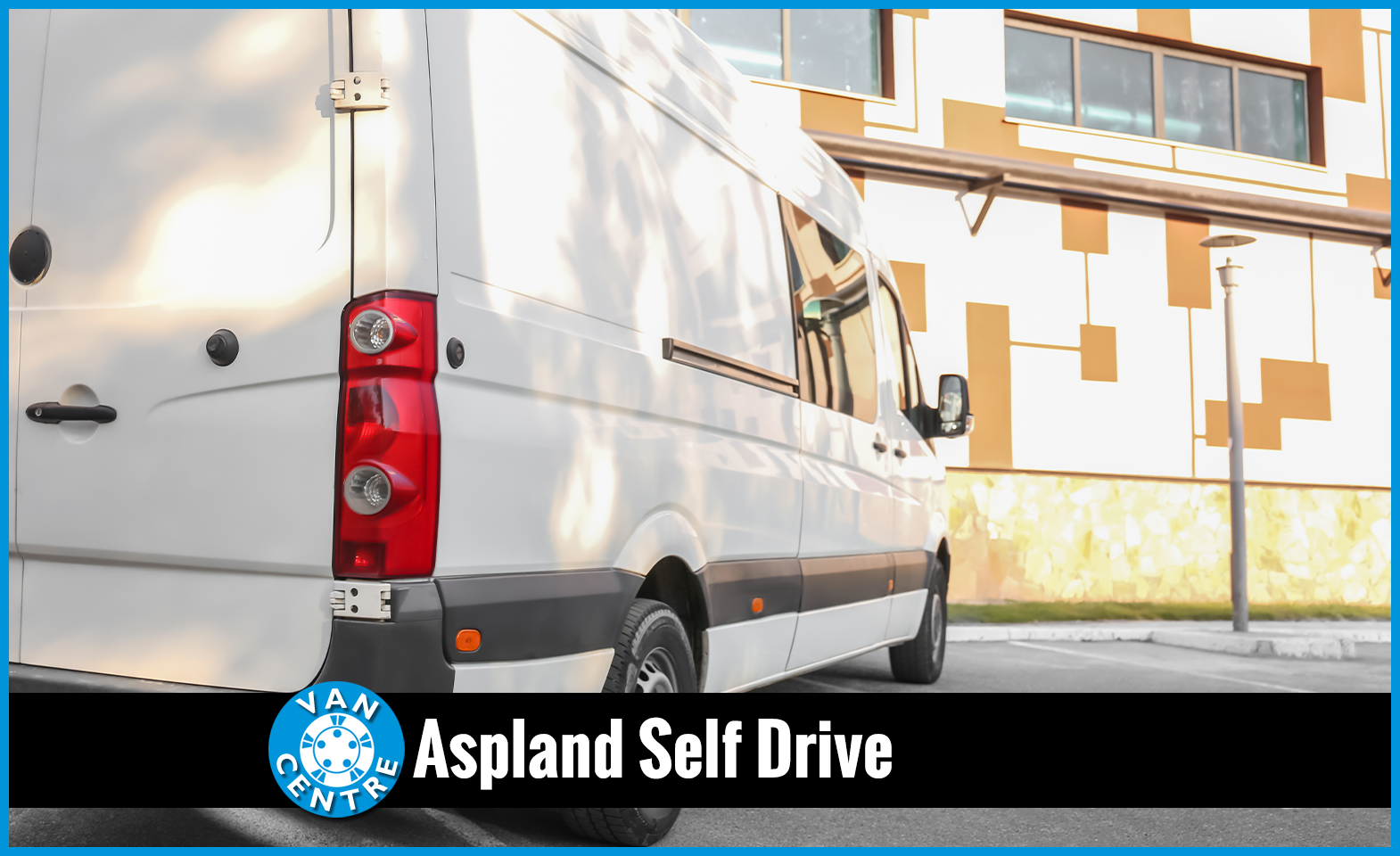 Hiring the right van for your needs | Aspland Self Drive