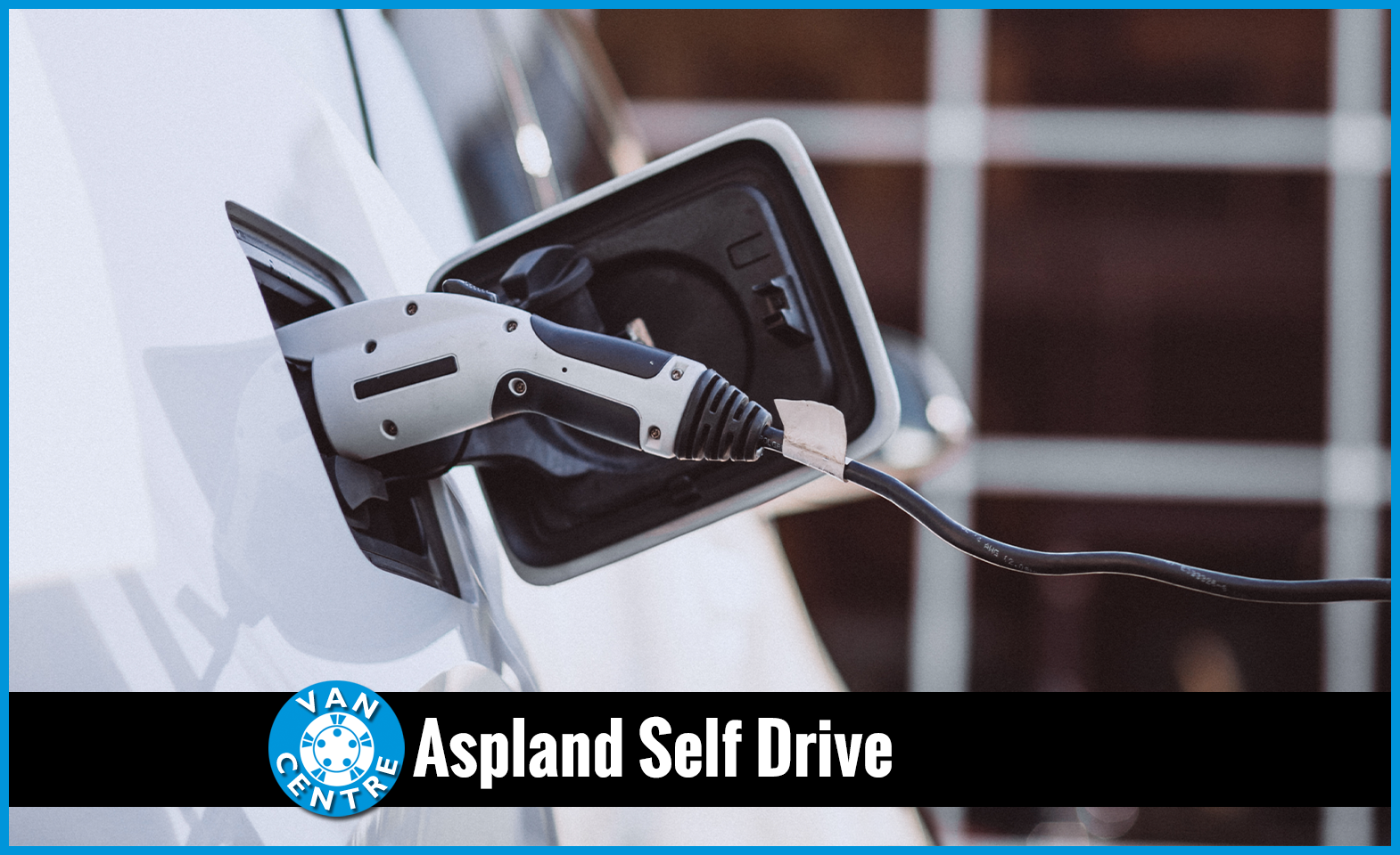 Electric vans: key questions answered! | Aspland Self Drive